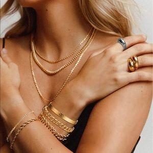 14K Gold Bundle Jewelry NEW